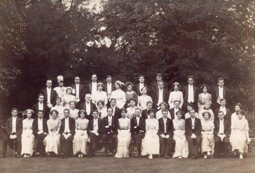 1913 May Ball