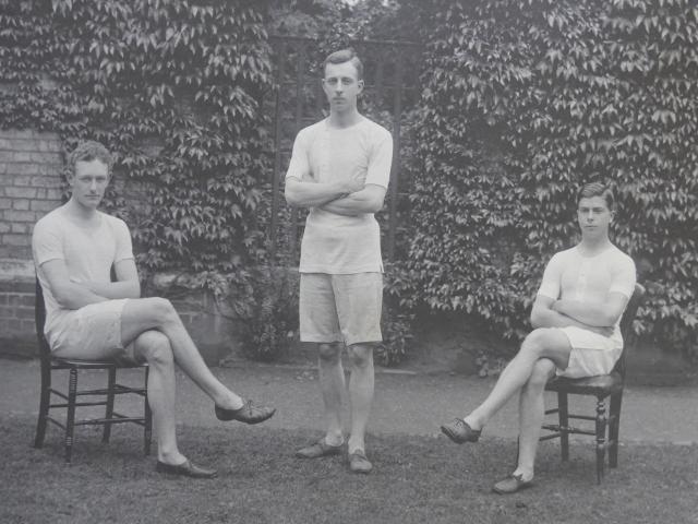 Athletes 1913
